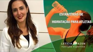 Embedded thumbnail for Estratégias de Hidratação para Atletas